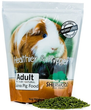 Sherwood Adult Guinea Pig Food