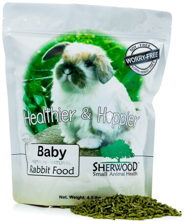 Sherwood Baby Rabbit Food