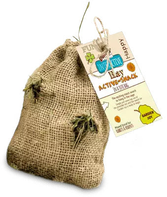 Bunny Nature Hay Active Snack Garden Joy (30g)