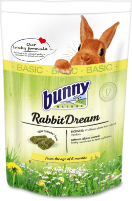 Bunny Nature Rabbit Dream Basic (1.5kg)