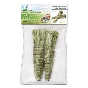 Mr Hay Hay my Garden: Little Hay Carrot (2pcs)