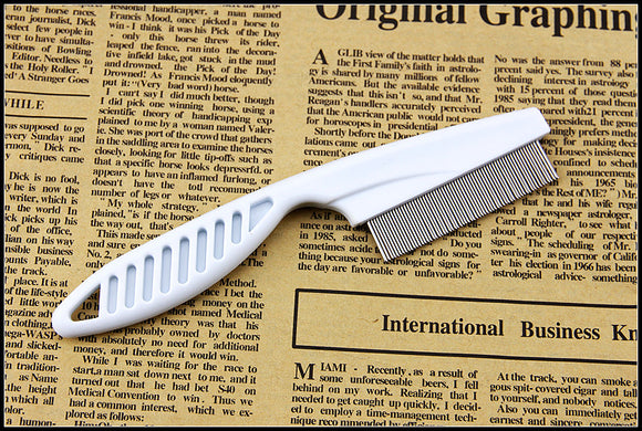 Flea Comb With Handle