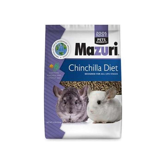 Mazuri Chinchilla Diet (25lb)