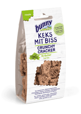 Bunny Nature Crunchy Cracker Herbs
