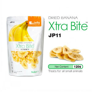 Jolly Xtra Bite Dried Banana