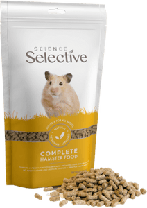 Supreme Science Selective Hamster (350g)