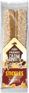 Supreme Tiny Friends Farm Stickles with Oats & Honey (100g)
