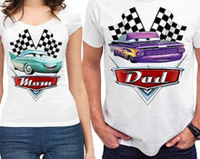 Load image into Gallery viewer, Cars - Birthday T-shirt