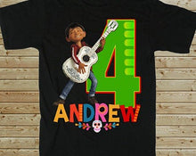 Load image into Gallery viewer, Coco - Birthday T-shirt