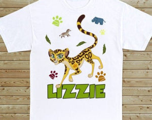 Lion Guard - Birthday T-shirt