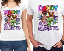 Load image into Gallery viewer, Muppet Babies  - Birthday T-shirt