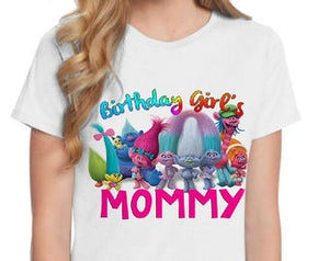 Trolls - Birthday T-shirt