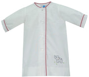 Welcome Little One Game Day Daygown - Elephant