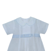 Benton Bubble - White/Blue