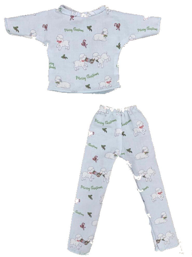 Christmas 2 Piece PJ Set - Elf Out