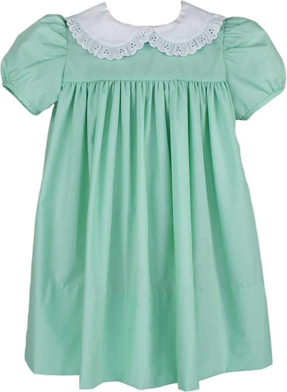 Memory Making Dress - Mint Green - Keep Blooming