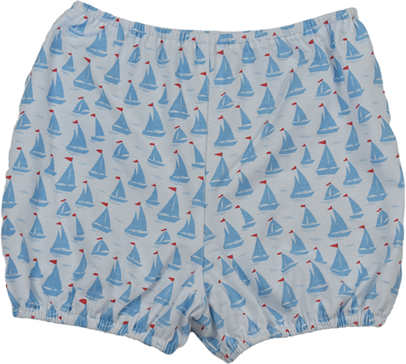 Munro Bloomer - Sailboat Print