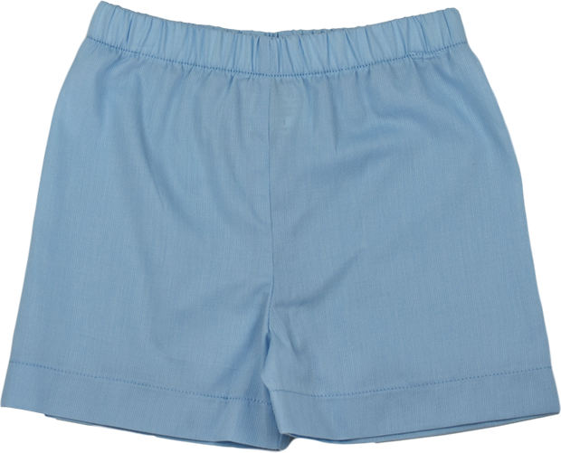 Stewart Short - Light Blue Pique
