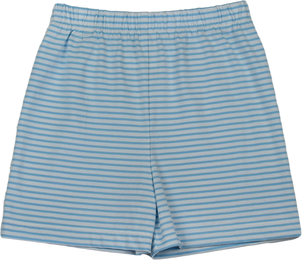 Stewart Short - Blue Stripe