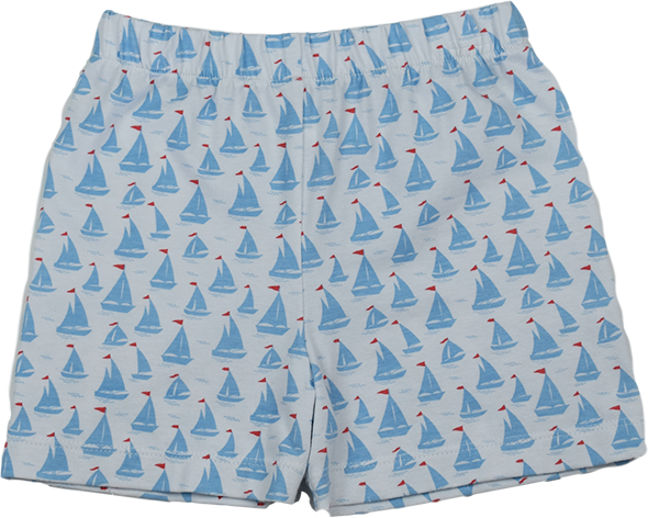 Stewart Short - Sailboat Print