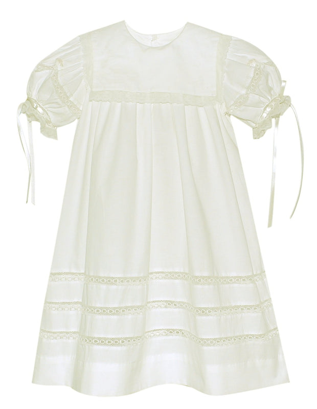 Elle Dress - Vintage White