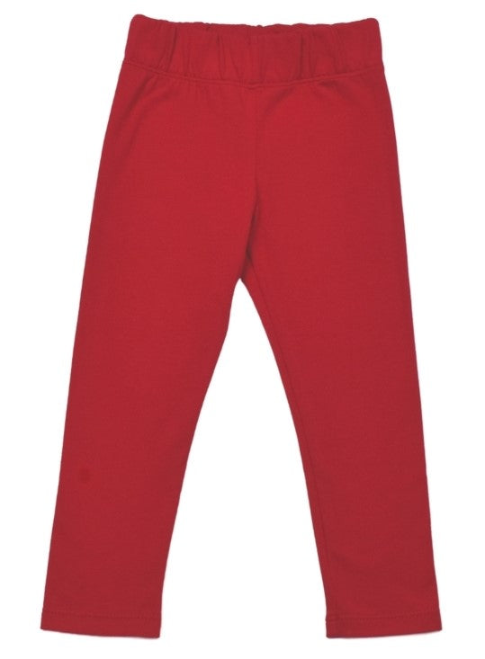 Lucy Legging - Red - Valentine