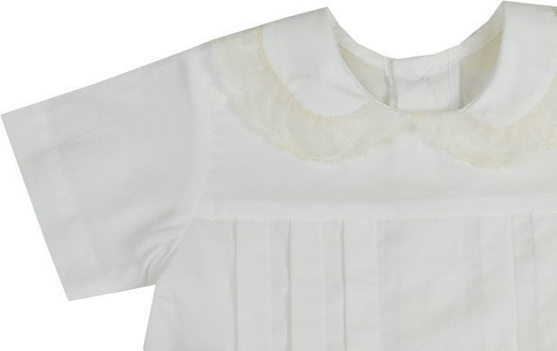Matt Short Set - White
