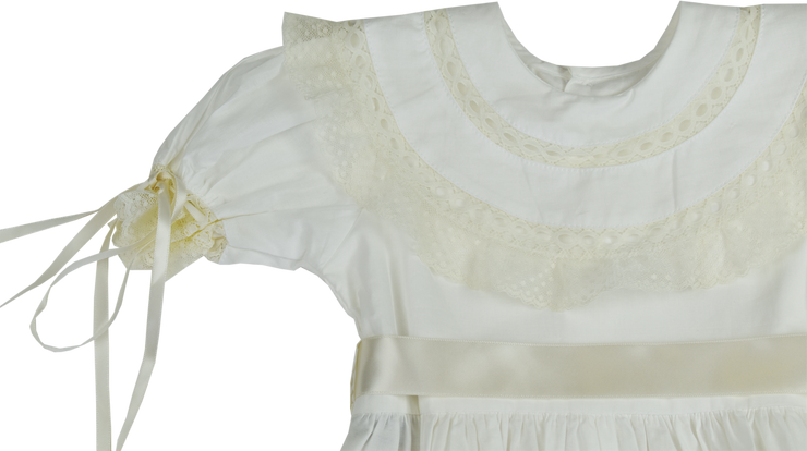 Maylin Dress - White