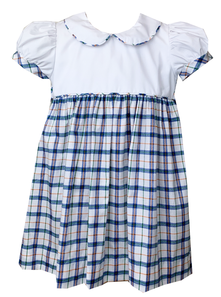 Memory Making Dress - Weekend Windowpane