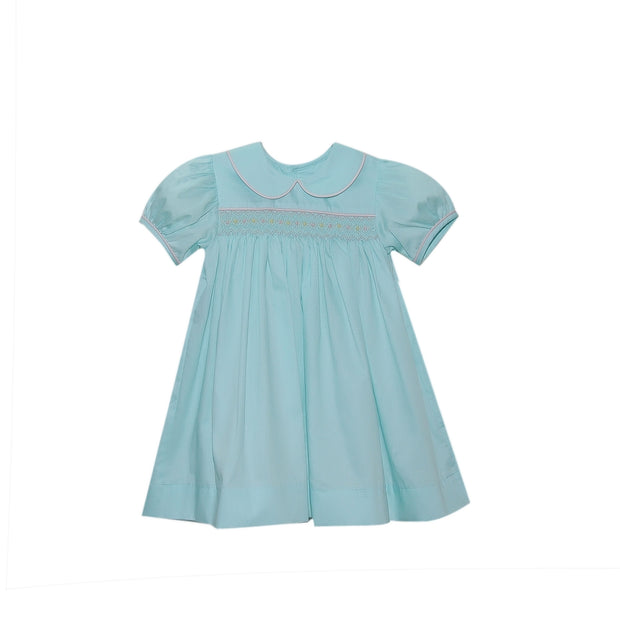 Michelle Dress - Seafoam