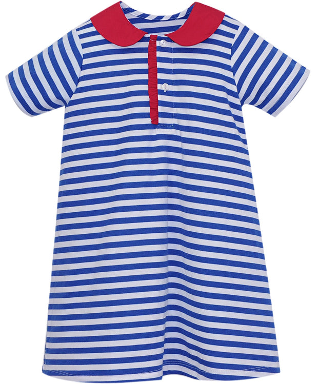 Playful Polo Dress - School Days