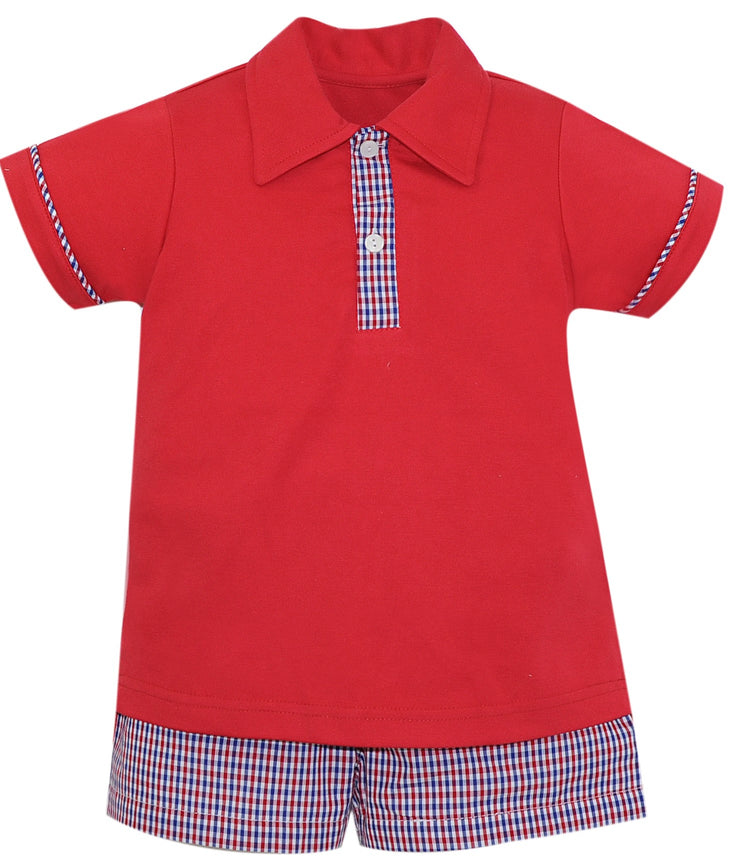 Prince George Polo Set - Dream Big