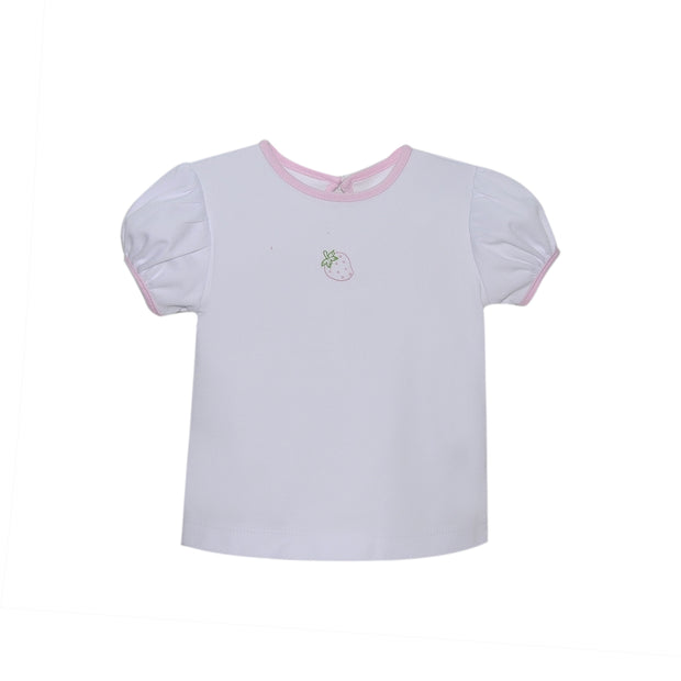Sophie Shirt - Strawberry