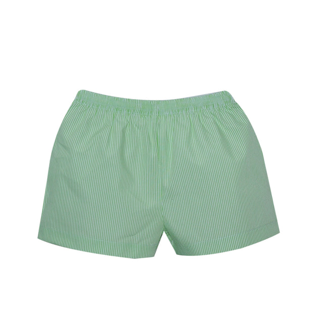 Stewart Short - Green Stripe