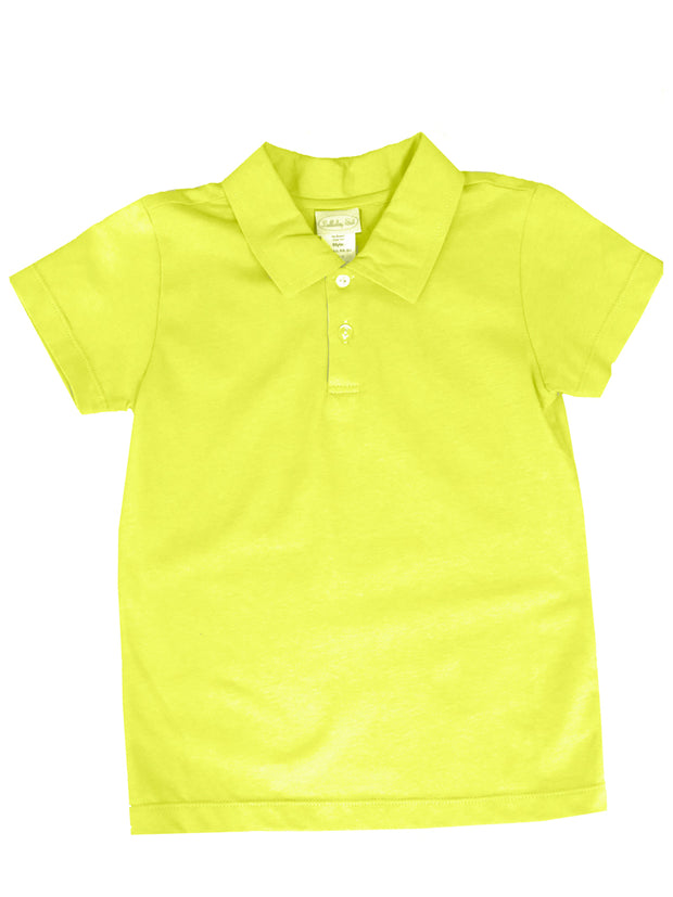 Parker Polo - Yellow
