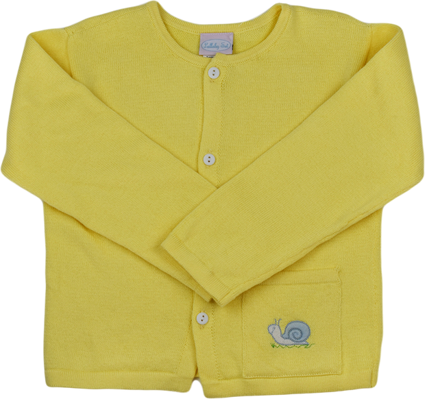 Burrow Sweater - Yellow