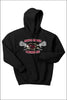 SRHS Lacrosse Heavy Blend Hooded Sweatshirt (Unisex)