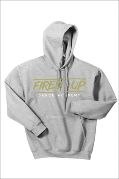 Fired-Up Classic Pullover Hoodie (Unisex)