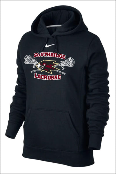 SRHS Lacrosse Nike Team Fleece Hooded Sweatshirt (Womens)