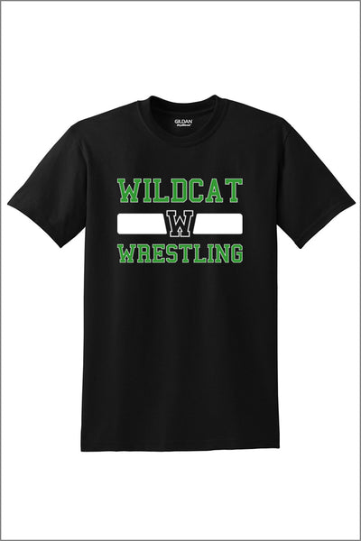 Walker Wrestling Short Sleeve Tee (Adult + Youth)