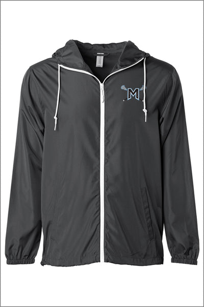 Mountainside Lacrosse Lightweight Windbreaker (Adult Unisex)