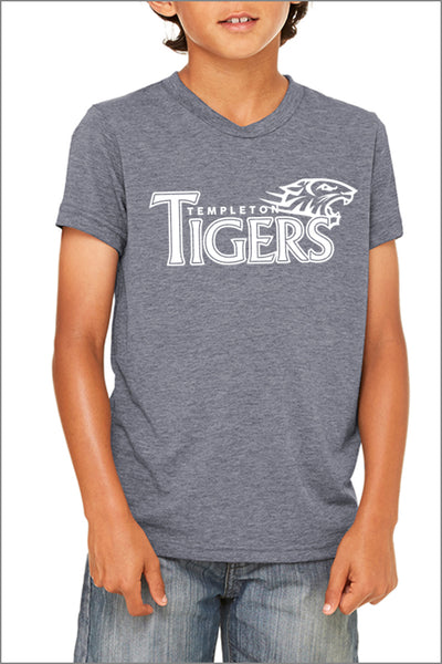 Templeton Tri-Blend Tee (Youth Unisex)