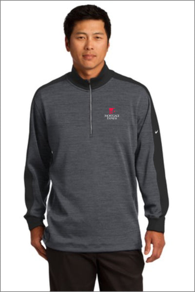 Mortgage Express Nike Golf Dri-Fit 1/2-Zip (Unisex)