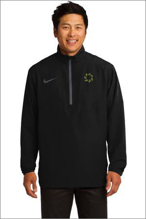 LoanStar Nike Golf 1/2-Zip Windshirt