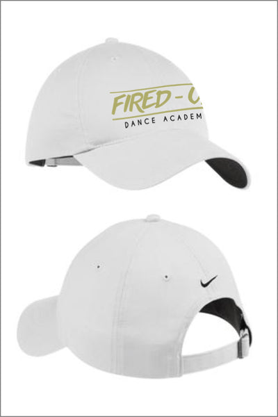 Fired-Up Nike Golf Hat