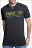 Fired-Up Tri-Blend Tee Shirt (Mens)