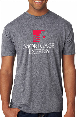 Mortgage Express Tri-Blend Tee Shirt (Unisex)
