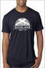 Highland Short Sleeve Tri Blend Tee (Mens)