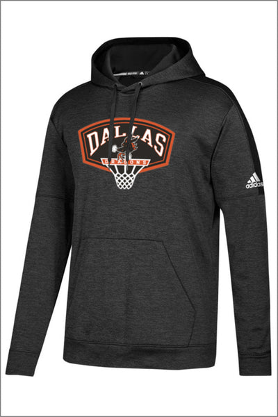 Dallas Basketball Adidas Team Issue Pullover (Adult + Youth)