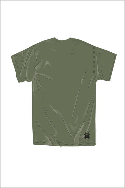 Thump Army Tee